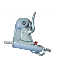 Wire-rope gripper
