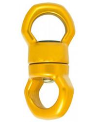 Needle bearing compact eye-eye swivel