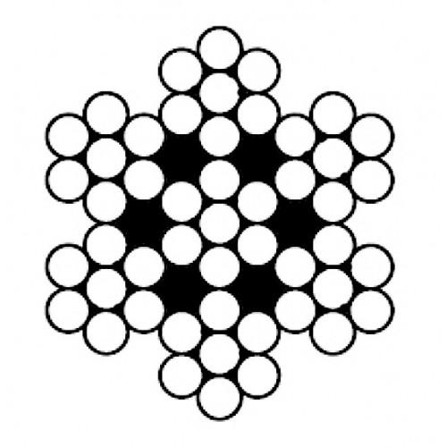 Плетение 7х7