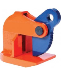 Clamp for horizontal plates