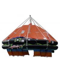 Survitec davit launched life raft