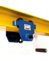 Tractel Corso push beam trolley