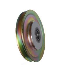 Bearings-mounted steel sheave